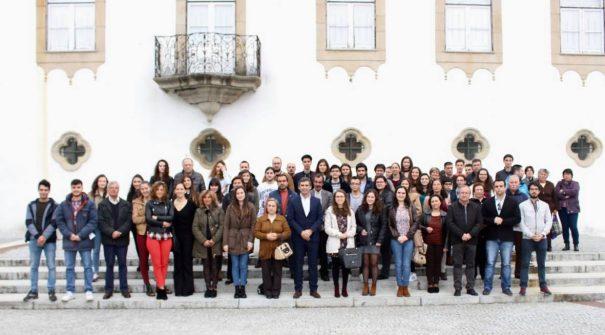 Maior número de Bolsas atribuídas por um Município a alunos universitários