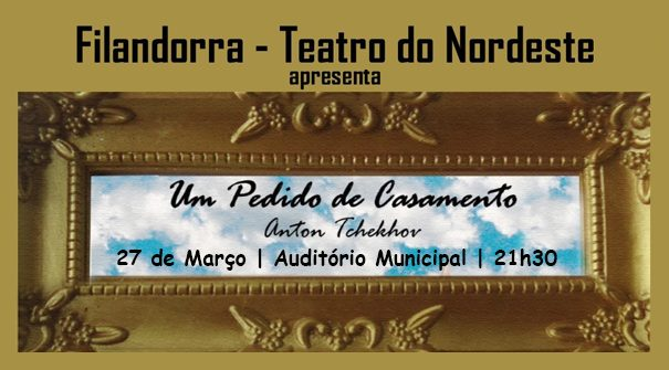 Dia Mundial do Teatro – Filandorra – Teatro do Nordeste
