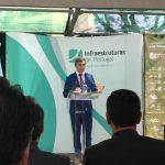 Assinatura do Protocolo de colaboração entre as Infraestruturas de Portugal e a AMREN2