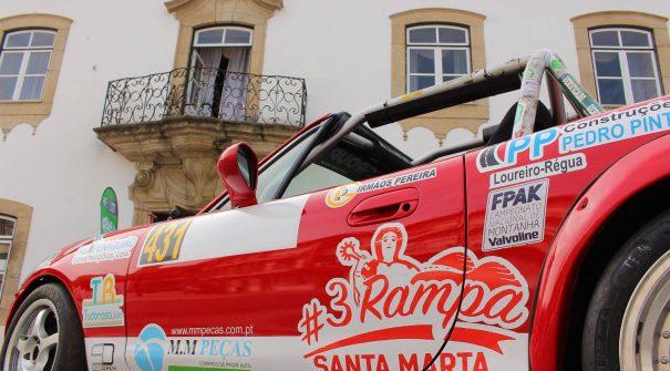 3ª Rampa SANTA MARTA – Campeonato Nacional de Montanha Valvoline