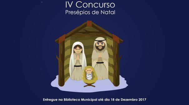 IV Concurso – Presépios de Natal