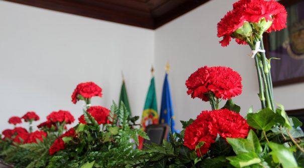 Santa Marta de Penaguião evocou a revolução de ABRIL
