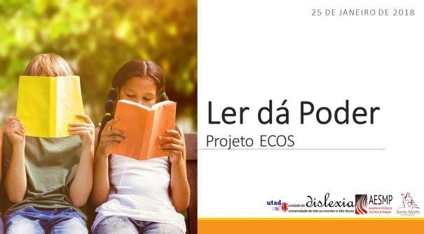 Programa ECOS – ESCOLA CONSTRÓI O SUCESSO EM SANTA MARTA