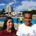 Santa Marta de Penaguião representada por dois nadadores no Campeonato Nacional de Infantis