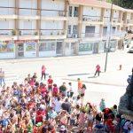 Mais de trezentos jovens no Campo de Férias -2018