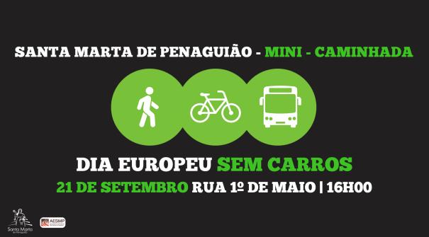 Mini Caminhada – Dia Europeu Sem Carros