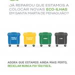 Apresentação pública do projeto de instalação de Eco-Ilhas em Santa Marta de Penaguião