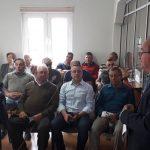 Sessão de esclarecimentos sobre a Vespa das Galhas do Castanheiro
