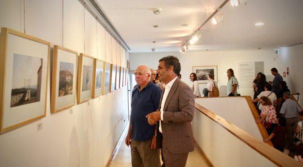 Exposição de António Menéres