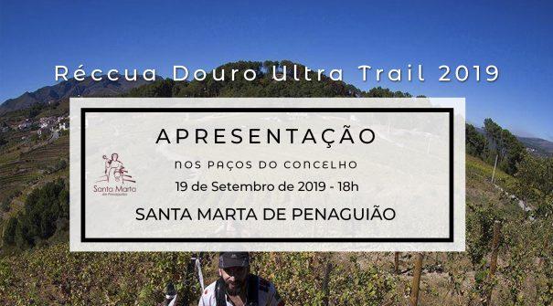 Apresentação – Réccua Douro Ultra Trail 2019