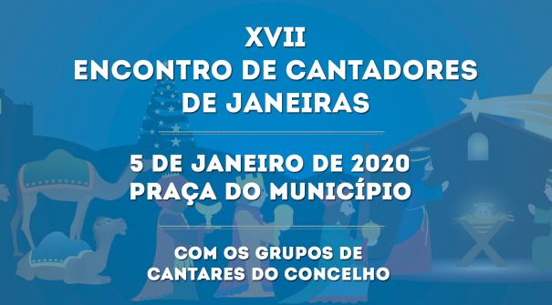 XVII Encontro de Cantadores de Janeiras