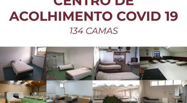 CENTRO DE ACOLHIMENTO COVID-19