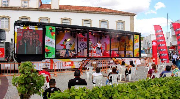 RFM – Sente Portugal – Road Tour pela mítica Estrada Nacional 2