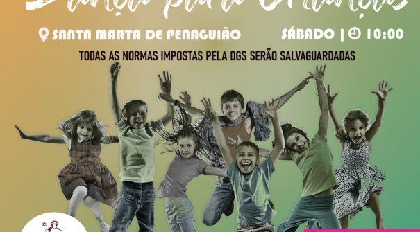 Dança para Crianças – Santa Marta de Penaguião