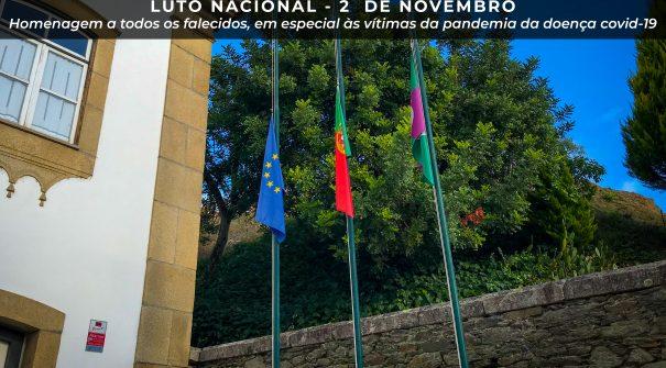 DIA DE LUTO NACIONAL | 2 DE NOVEMBRO DE 2020