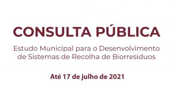 Estudo Municipal para o Desenvolvimento de Sistemas de Recolha de Biorresíduos