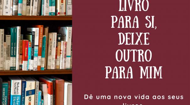 Doação de Livros – Biblioteca Municipal