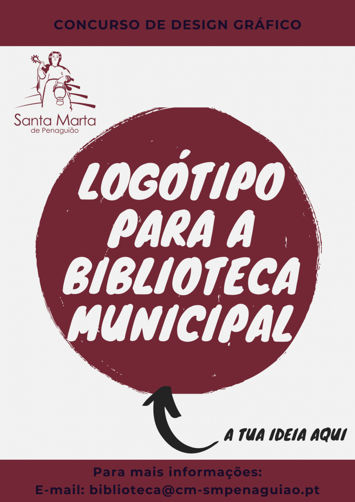 Cartaz Logotipo BM